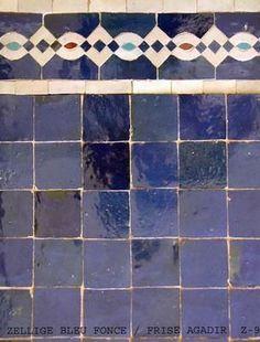 Zellige | Carrelage marocain | Mosaic del Sur | New appart SDB ...