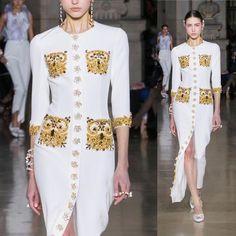 3,682 отметок «Нравится», 10 комментариев — Maite Amezquita (@couturefeast) в Instagram: «Georges Hobeika Spring Couture 2017 @georgeshobeika // #fashion #art #couture #fashionweek #runway…»