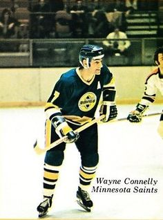 Wayne Connelly RW - Minnesota Fighting Saints