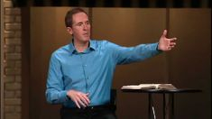 Andy Stanley: If You Don't Go To A Big Church, You're Selfish and Don't Care About Your Kids...