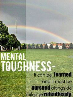 YES! - Mental Toughness