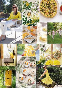 Sunshiny Yellow | Plum Pretty Sugar