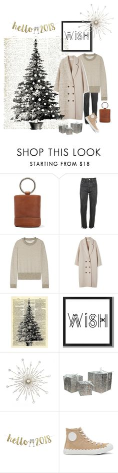 """Let it snow"" by hkristen on Polyvore featuring Simon Miller, Vetements, James Perse, PBteen, Northlight Homestore e Chloé"