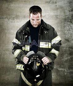 fireman portraits