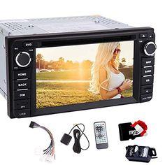 GPS Navigation Car Radio Stereo System For Toyota Corolla EX MP4 Vehicle FM AM Audio Video Receiver DVD Player Autoradio CD Multimedia EinCar RDS iPod CAM