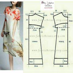 Alıntı 38 beden Pratik #elbisekalibi #dresspattern Benzer model ve kalıplar için tıklayabilirsiniz