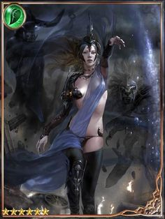 (Misconduct) Captivating Rosaline - Legend of the Cryptids Wiki