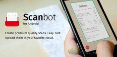 Scanbot PDF Scanner v1.0 APK