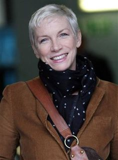 Annie Lennox OBE - has been honoured for her work as a political and social activist. She has worked to raise awareness about AIDS in Africa.