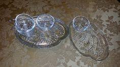 Vintage Noritake Lusterware, Vintage 8-Piece Tea Snack Plate and Cup ...