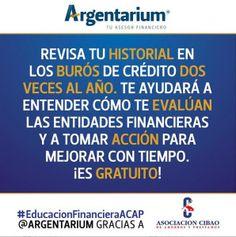 Historial crediticio | Argentarium