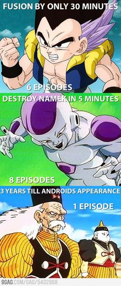 DBZ logic. I used to have to sit through this stupid show with Jason's friends, and this sort of things always drove me nuts!