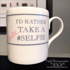 Well just could not resist buying this mug today from #thebottlekiln in makes me smile it will be the new addition on my work station. #fieldphotographicportraits #selfie #stubbsmugs #merv_spencer | From Field Photographic Portrait Studio | http://ift.tt/20TBije