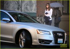 "Celeb Diary: Jamie Dornan & Dakota Johnson filming one of the major scenes in ""50 Shades of Grey"" movie"
