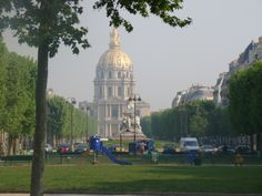 Hotel des Invalides - tomb of Napoleon and Military Museum