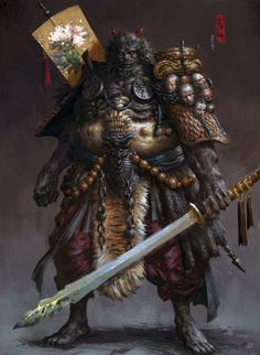 oriental demon