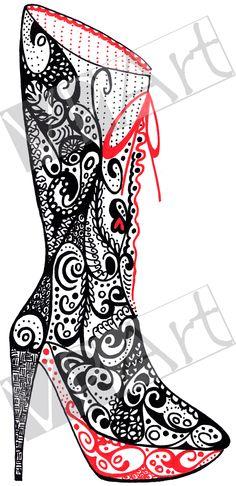 Linea Moda: Stivale