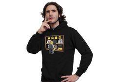 """¿Qué me pongo hoy?"" de Wirdou - Consíguela en http://www.pampling.com/ficha_producto.php?id_producto=521 #lego #pampling #tee #tshirt #dailytee #fashion #design #creative #cool #Camisetas"