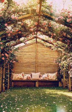Garden seating           #garden #homegarden http://www.cleanerscambridge.com/