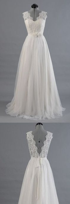 White Wedding Dresses, Long Wedding Dresses, Princess A Line V Neck Ball Gown White Lace Tulle Wedding Dresses With Flowers Belt WF01-1038, Wedding Dresses, White Dresses, White Lace dresses, Lace Wedding dresses, Long Dresses, Lace dresses, A Line dresses, Long White dresses, Ball Gown Wedding Dresses, Princess Wedding Dresses, Princess Dresses, A Line Wedding Dresses, Ball Gown Dresses, Tulle dresses, Ball Dresses, White Long Dresses, Long Lace dresses, White Wedding Dresses, V Neck ...