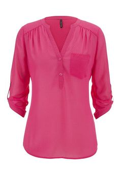 the perfect blouse with dot stitching (original price, $29) available at #Maurices