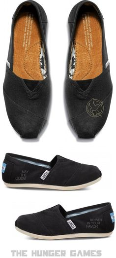 eek!!! hunger games toms.  NEED THESE!!!!