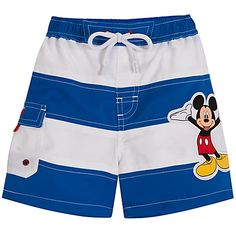 Swim trunks for J