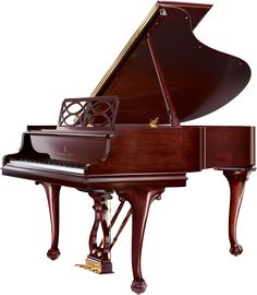 This is also mine, in my dreams. I have a lot of pianos in my dreams. Steinway Chippendale.