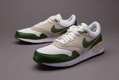 Nike Sportswear Air Odyssey - Sail / Forest Green / Forest Green