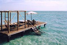 Two-bedroom Villa sun-deck, Cocoa Island by Como, Maldives