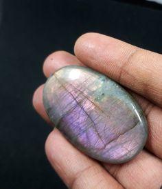 42x29x7 mm Purple Labradorite Cabochon Purple Labradorite
