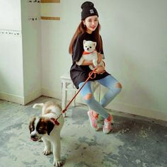 Collection of ulzzang Jo MinYoung's Fashion ^_^                                                                                        ...