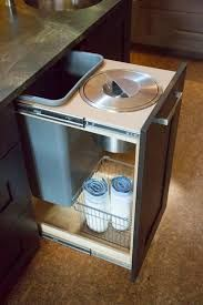 compost drawer kitchen - Google Search