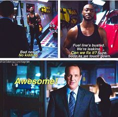 """Agent of SHIELD 