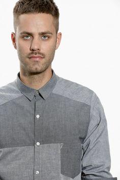 GALGIBAGA - Shirt - grey - Männer - Fashion against Human Trafficking