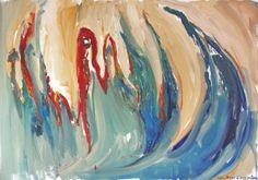 Original oil painting oil on canvas bird art by elisavetasivas, €180.00