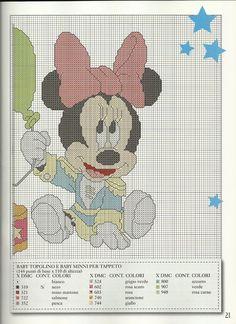 Baby Mickey & Minnie 2 of 2