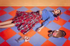 Mood anni '50 Ph: Marco Scremin Stylist: Serena Orlandi Mua: Ilaria Adami Hair: Michela Dalla Brea Model: Polina @indastriamodel Location: MOODART STUDIO Production: MOODART