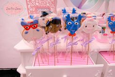 Doc McStuffins Birthday Party Ideas   Photo 1 of 91