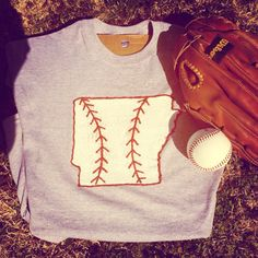 Baseball shirt by KatrinasKreations23 on Etsy