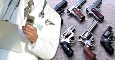 BACKDOOR GUN CONTROL: DOCTORS – NOT PSYCHOLOGISTS – TO SCREEN ALL ADULTS FOR DEPRESSION State police already confiscated veteran's guns over insomnia
