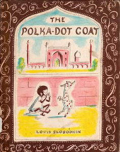 The PolkaDot Goat by Louis Slobodkin  on Etsy