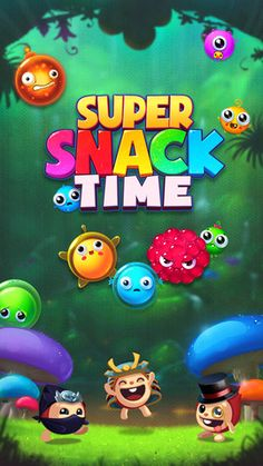 You No Longer Need Energy In Order To Play Super Snack Time