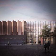 Forbes Massie / 3D Visualisation Studio / London - Work - Helm / ShakespeareNorth