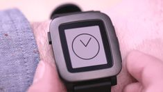 Pebble Announces a New Smartwatch With a Color Screen