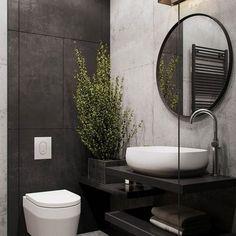 32+ A Secret Weapon for Big Bathroom Mirror Trend in Real Interiors - homeuntold
