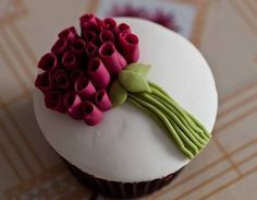 Heart Cupcakes, Pudding, Desserts, Food, Tailgate Desserts, Deserts, Custard Pudding, Essen, Puddings