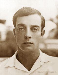 """catsandjammer: """"Buster Keaton in 1924 """""""