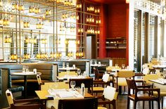 Le Méridien Istanbul Etiler—Restaurant | Flickr: Intercambio de fotos