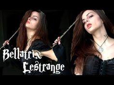 ▶ Bellatrix Lestrange | Last Minute Costume - YouTube